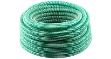 Подробнее о Шланг спиральный всасывающий 1  (50м) шланг пневматический спиральный