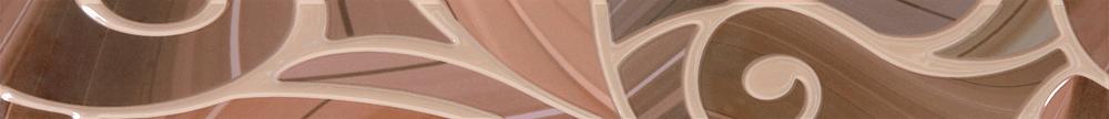 Бордюр Gracia Ceramica Arabeski venge 60х6,5