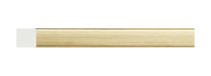 Молдинг для панелей Decomaster 137-943 (7x7x2400)