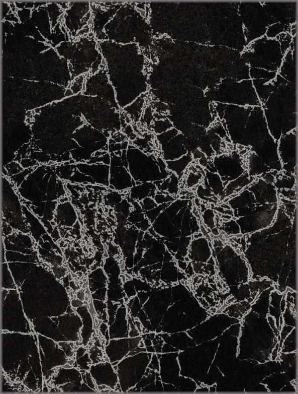 Плитка настенная Шахтинская плитка Фабрицио 02 черный 25х33