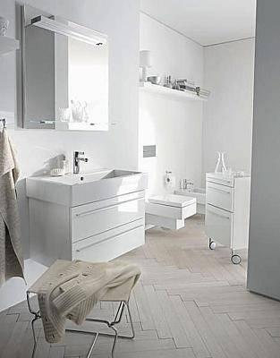 duravit vero 0454100000 100. Black Bedroom Furniture Sets. Home Design Ideas