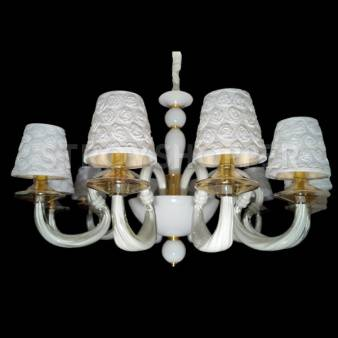 Люстра Crystal Lamp D1489-10WH