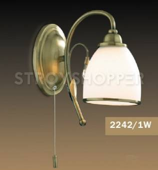 Бра ODEON LIGHT 2242/1W