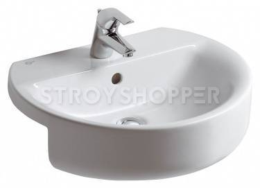 Раковина Ideal Standard Connect Sphere E792301 (55 см)