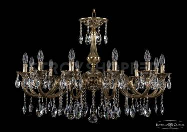Люстра Bohemia Crystal 1702/12/335/A/GB