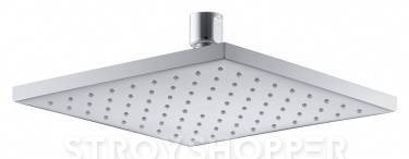 Верхний душ Kohler Rainhead with Katalyst K-13695-CP хром