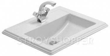 Раковина Villeroy and Boch Hommage 7102 63 R1 alpin