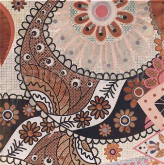 Плитка Mainzu Verona Decor Print Beige (Mix 9) PT02424