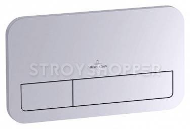 Кнопка смыва	Villeroy and Boch Viconnect 9224 9061 хром