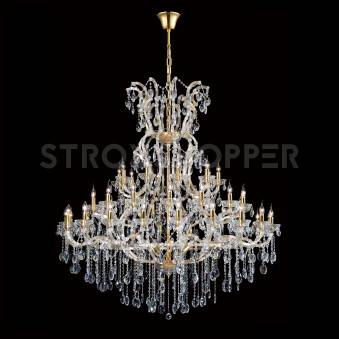 Люстра Crystal Lux HOLLYWOOD SP53 GOLD