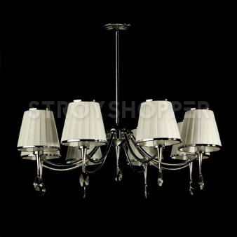 Люстра Brizzi MA 01625CA/008 Chrome