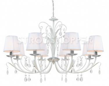 Люстра Arte Lamp A1743LM-8WH