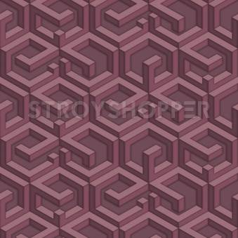 Обои WNP wallcovering Matrix 54323-4