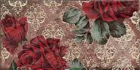 Плитка Cir Chicago Ins.S/2 Vintage Roses Old 15-005-9