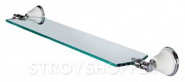 Полка Tiffany World Harmony TWHA018bi/cr