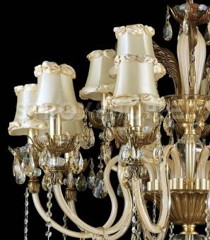 Люстра Crystal Lux BACCARAT SP10+5