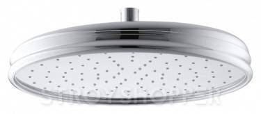 Верхний душ Kohler Rainhead with Katalyst K-13694-CP хром