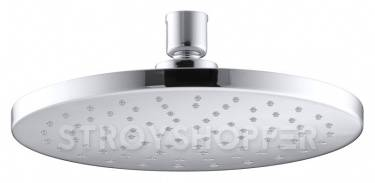 Верхний душ Kohler Rainhead with Katalyst K-13688-CP хром