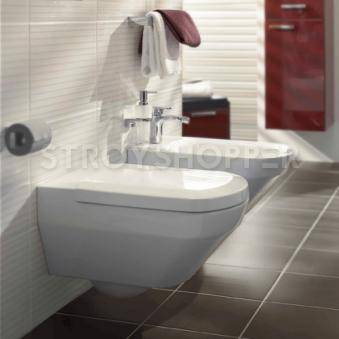 Биде подвесное Villeroy and Boch Sentique 5422 00R1 alpin