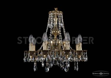 Люстра Bohemia Crystal 1771/8/150/A/GB
