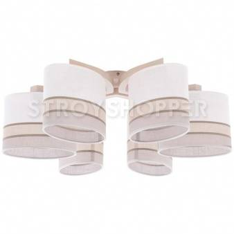 Люстра TK Lighting 692 Daria Natur 6