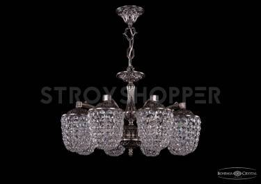 Люстра Bohemia Crystal 1772/8/150/NB
